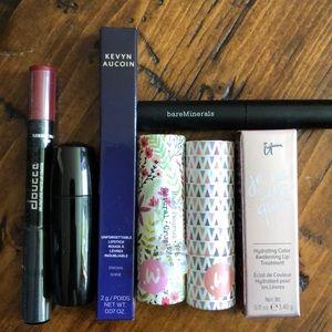 Luxury Brand Lipsticks